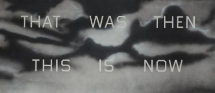 ed ruscha that was then