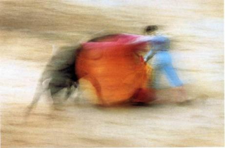 ernst haas bullfighter