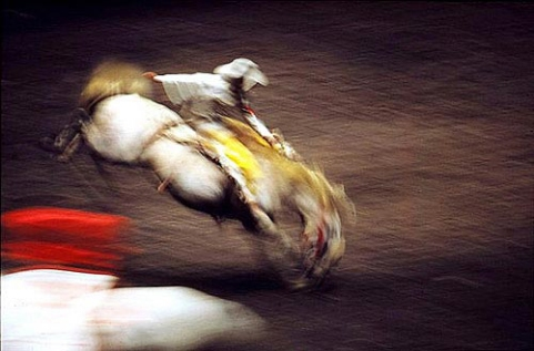 ernst haas rodeo