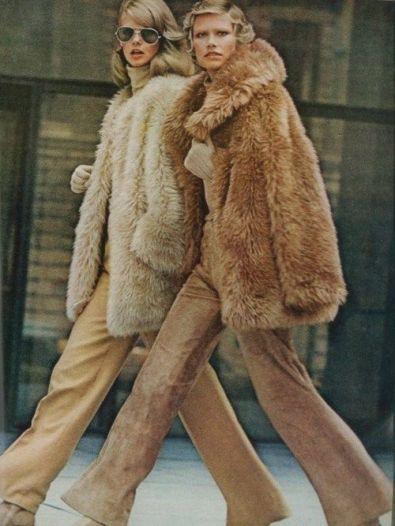 70s fur vogue