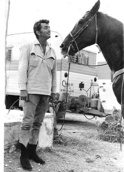 dean martin horse