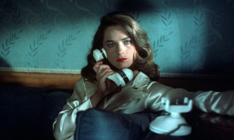 Charlotte Rampling in the 1975 version of Farewell, My Lovely
