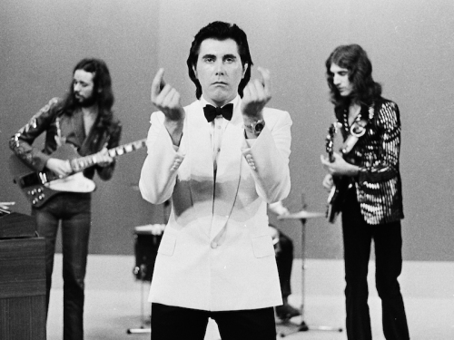 Roxy Music Live On TopPop