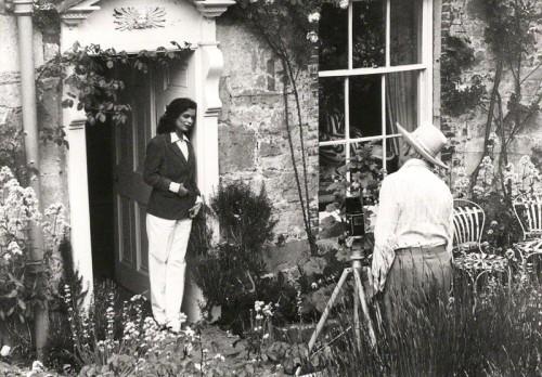 NPG x40236; Bianca Jagger; Cecil Beaton by Cecil Beaton